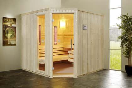 Häufig Sauna günstig kaufen: Sauna-Bausatz für Zuhause | bis zu -30% PD92