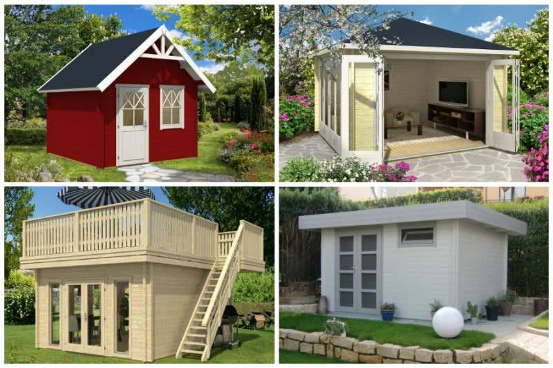 Gut gemocht Planen Sie Ihr Gartenhaus in 10 Schritten: So geht's IA22