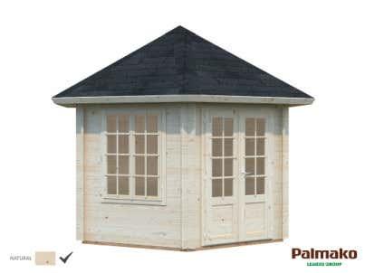 Bevorzugt Gartenpavillon aus Holz kaufen – Gartenlauben vom Fachmann WV96