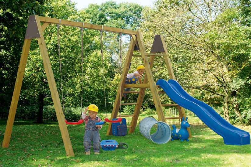 Schaukel Garten Kinder