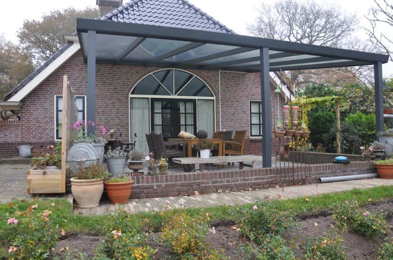 Terrassenüberdachung Garten Terrasse