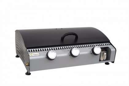 Plancha Elektrogrill Test : Planchas grill u backburner grill nachrüsten