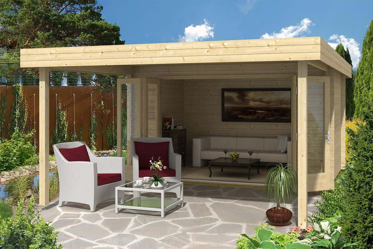 Gartenhaus 3x4m 12qm top auswahl faire preise for Gartenlaube modern einrichten