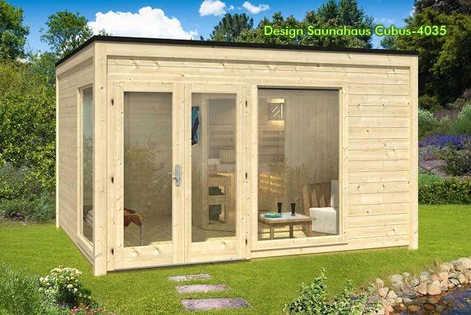 Häufig Outdoor-Sauna im Garten: Tipps rund ums Saunahaus BF13