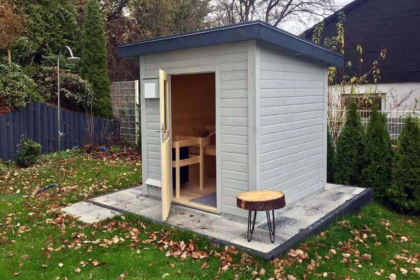 Sauna Belüftung