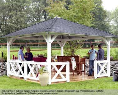 Holzpavillon Kaufen Holz Pavillon Bausatze Vom Fachmann