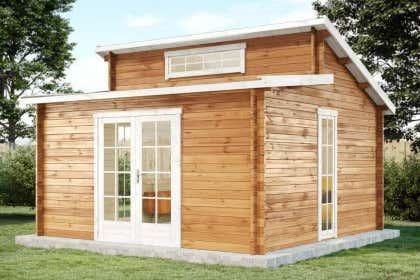 Gartenhaus Kaufen 1 500 Modelle Aus Holz Vom Marktfuhrer