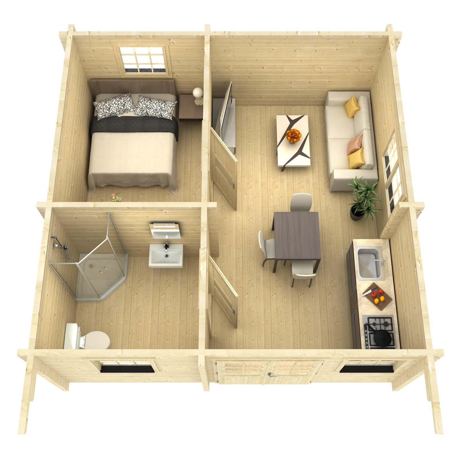 garten und freizeithaus schilksee 90 premium a z. Black Bedroom Furniture Sets. Home Design Ideas