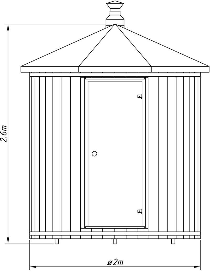 saunatonne lucas mit harvia holz ofen a z gartenhaus gmbh. Black Bedroom Furniture Sets. Home Design Ideas