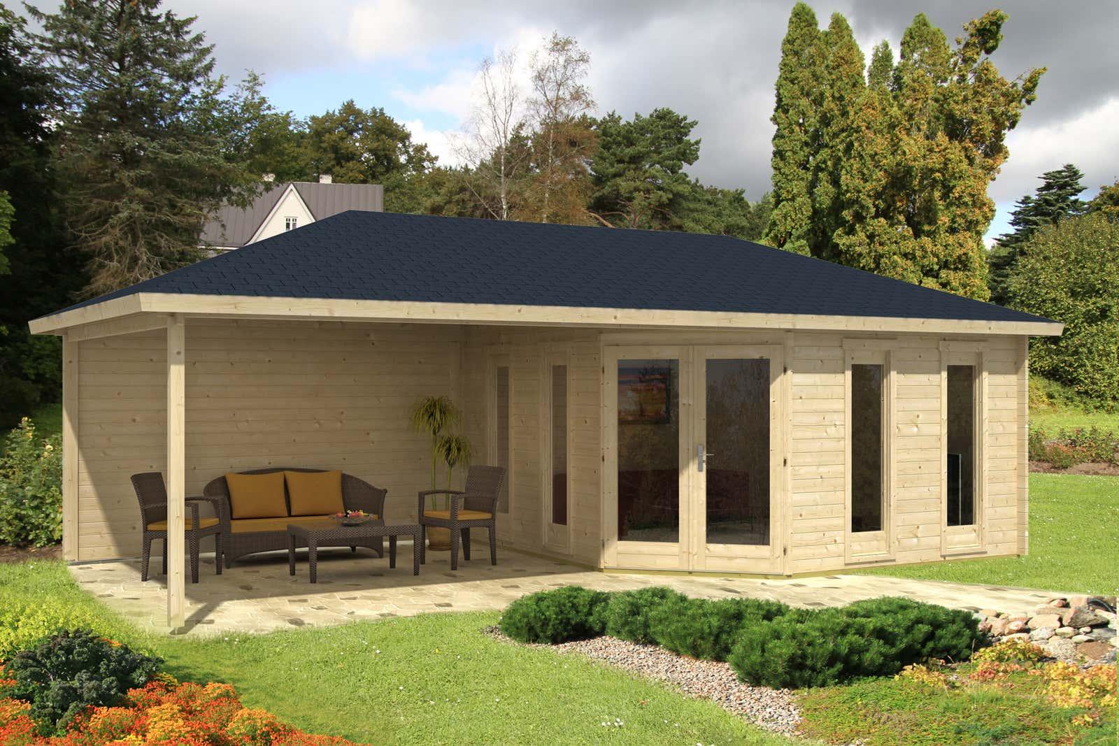 5 eck gartenhaus modell nancy 40 a z gartenhaus gmbh. Black Bedroom Furniture Sets. Home Design Ideas