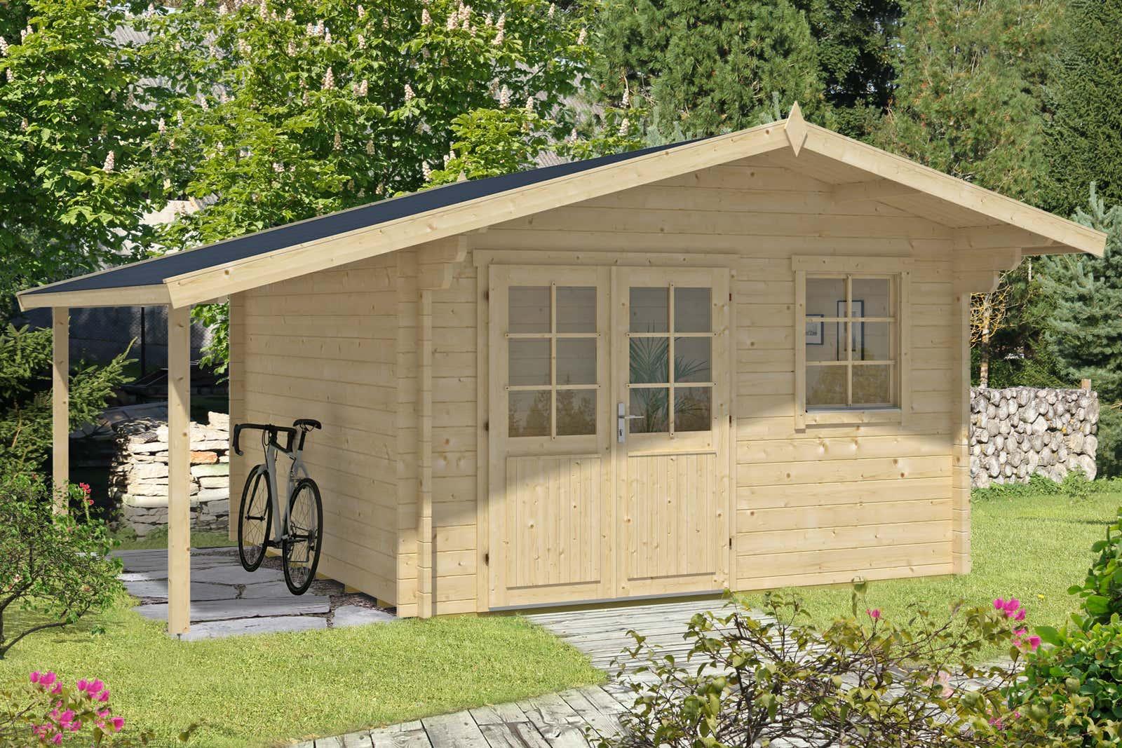 gartenhaus modell franco 44 premium gartenhaus modell franco 44 premium a z gartenhaus gmbh. Black Bedroom Furniture Sets. Home Design Ideas