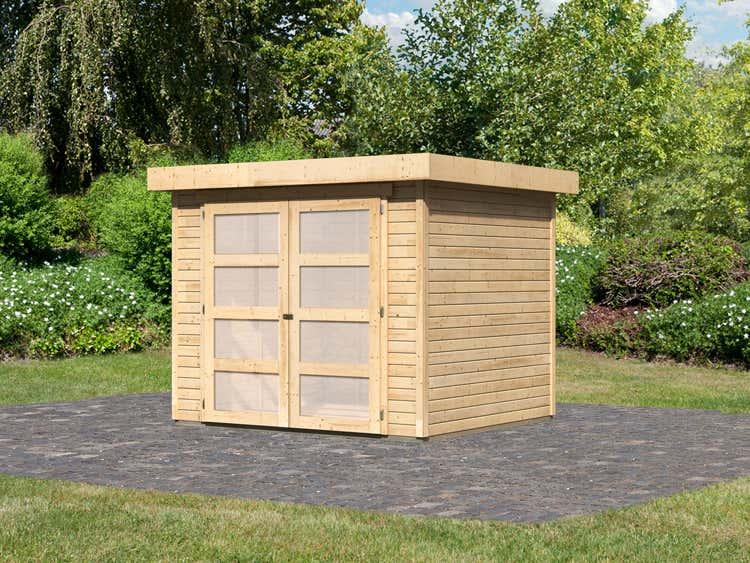 karibu ger tehaus m hlendorf 3 a z gartenhaus gmbh. Black Bedroom Furniture Sets. Home Design Ideas