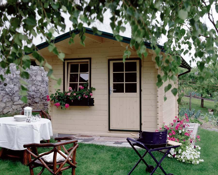 wolff gartenhaus skagen 40 a 840 120 a z gartenhaus gmbh. Black Bedroom Furniture Sets. Home Design Ideas