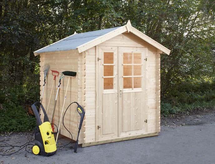 wolff gartenhaus lyon a 28 828190 a z gartenhaus gmbh. Black Bedroom Furniture Sets. Home Design Ideas