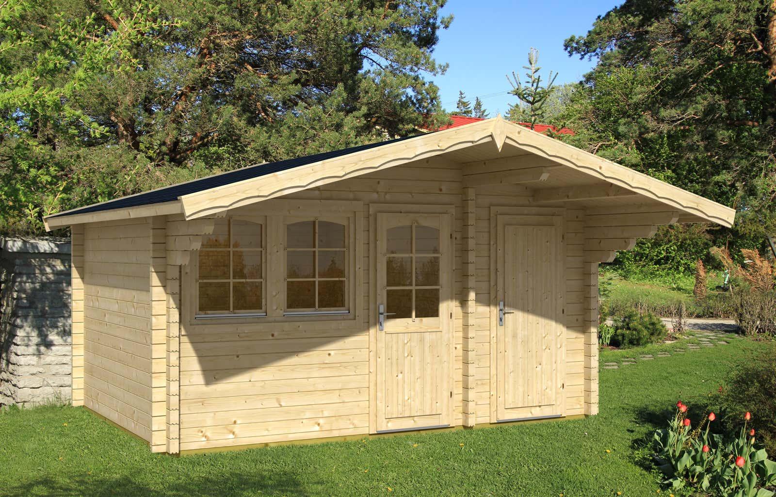 gartenhaus modell pedro 70 b 111721 a z gartenhaus gmbh. Black Bedroom Furniture Sets. Home Design Ideas