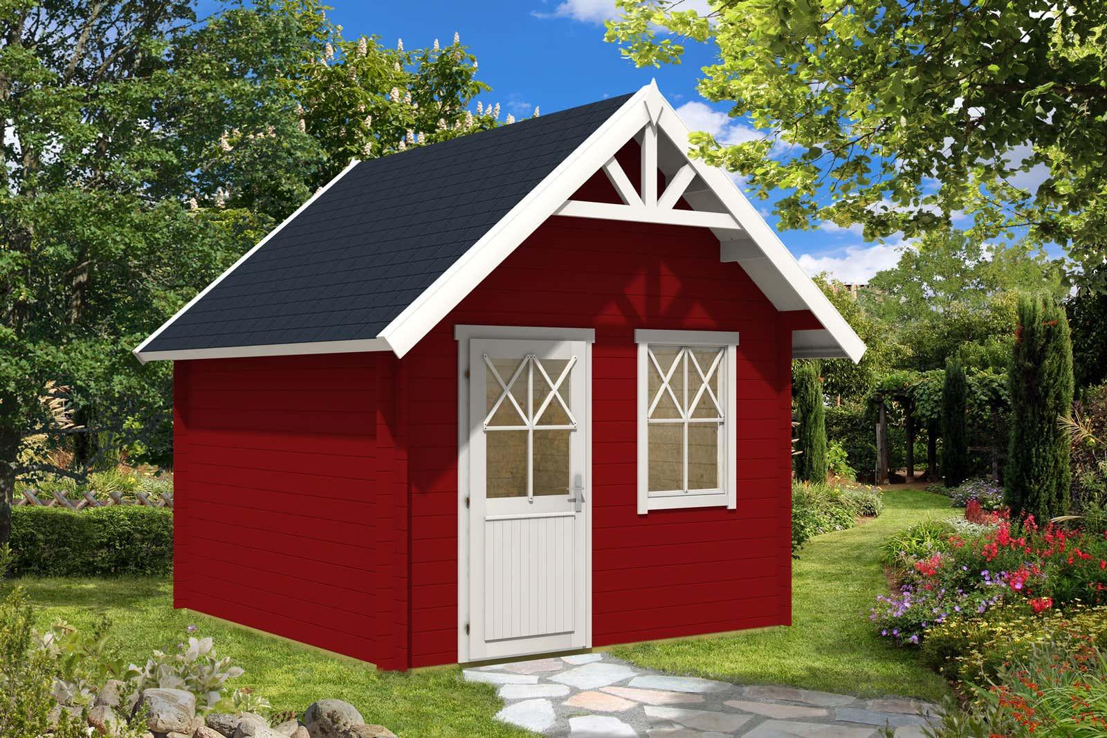 schwedenhaus 28 a z gartenhaus gmbh. Black Bedroom Furniture Sets. Home Design Ideas