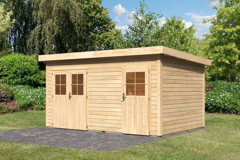 karibu gartenhaus mattrup 64281 a z gartenhaus gmbh. Black Bedroom Furniture Sets. Home Design Ideas