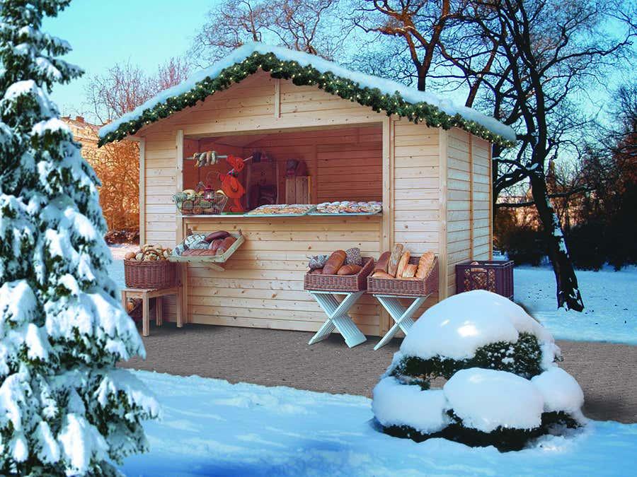 karibu marktstand 2 27501 a z gartenhaus gmbh. Black Bedroom Furniture Sets. Home Design Ideas
